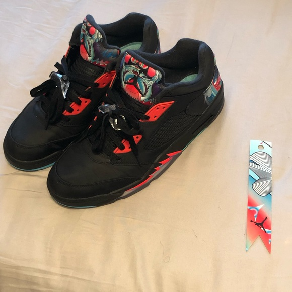 Jordan Shoes | Rare Jordan 5 Chinese